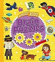 Whizz Kidz: Brain Puzzles (Whizz Kidz 32pp)