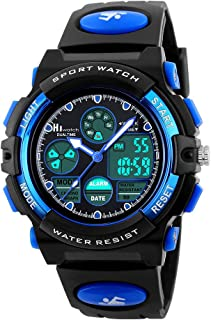 HIwatch Kids Watches Boys Girls Waterproof Sports Digital...