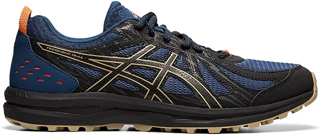 ASICS Men's Frequent Shoes Running Trail Max 54% OFF Seasonal Wrap Introduction