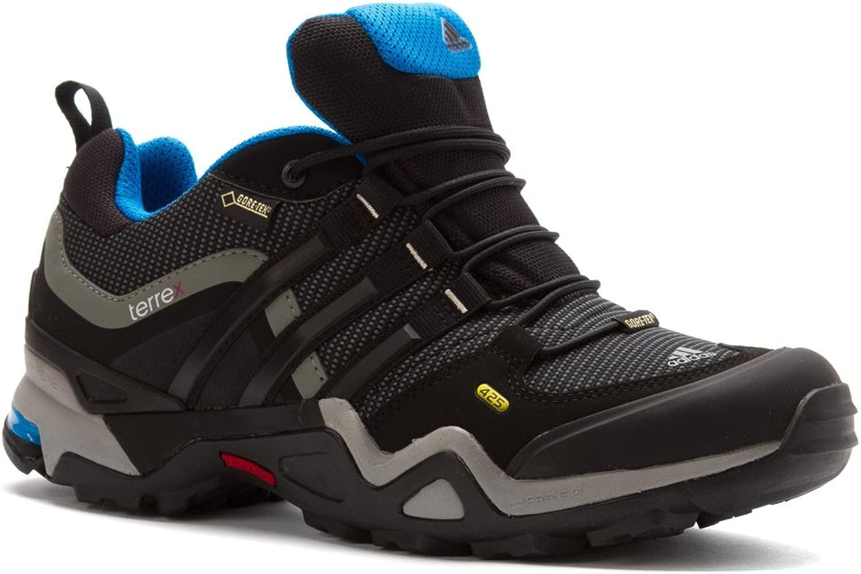 Adidas outdoor Wouomo Terrex Fast X GTX nero blu 6.5 M