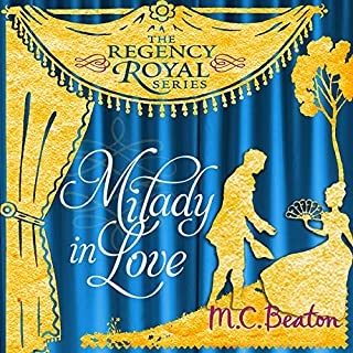 Milady in Love cover art