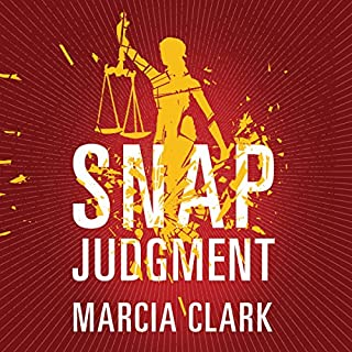 Snap Judgment audiobook cover art