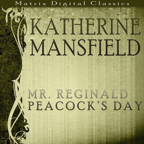 Mr Reginald Peacock's Day cover art