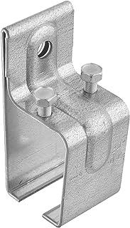 National Mfg Co Galv Sgl Box Bracket N104-380 Barn Door Hardware