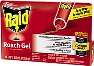 Raid Roach Gel, 1.5 Oz (1 Ct)