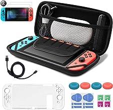 Dioxide Kit de Accesorios 17 en 1 para Nintendo Switch,