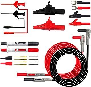 1Pc Tester Probe Set Multi Function Sharp Tester Needle Electrical Test Probe Multimeter Meter Line A30