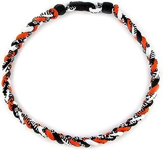 """MapofBeauty 18 """"Sport Style سه رنگ مد گردنبند طناب طناب دار بافته"""