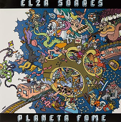 "Elza Soares, LP ""Planeta Fome"" [Disco de Vinil]"