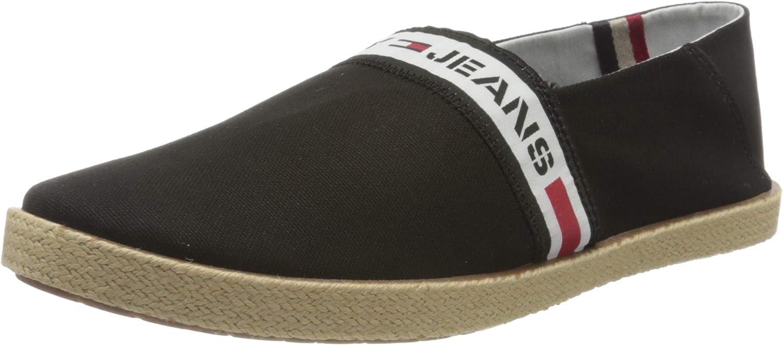 Tommy Hilfiger Tommy Jeans Tape Summer Shoe, Mocasines Hombre