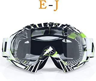 Motocross Motorcycle Goggles ATV Off Road Dirt Bike Dustproof Racings Anti Wind Eyewear Mx Goggles