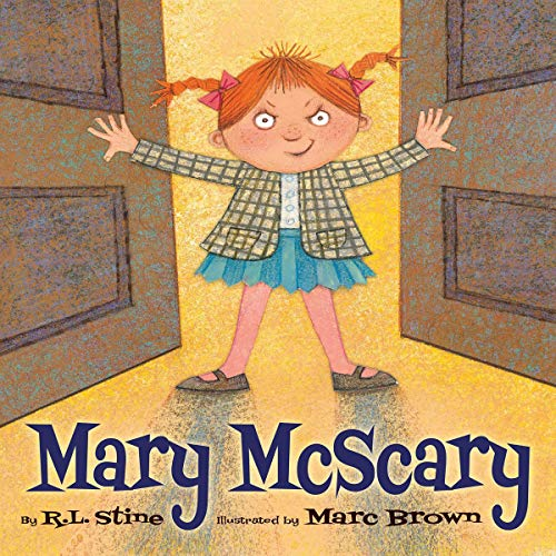 Mary McScary Audiobook By R. L. Stine cover art
