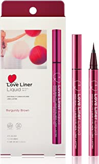 MSH Love Liner Liquid Eyeliner New Version (Burgundy Brown)