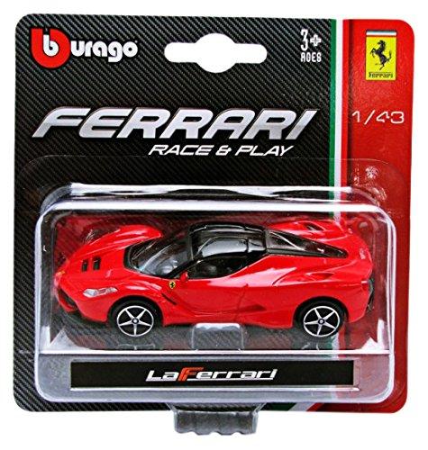 Bburago - 36001/31137r - Ferrari - Laferrari - Blister - Échelle 1/43