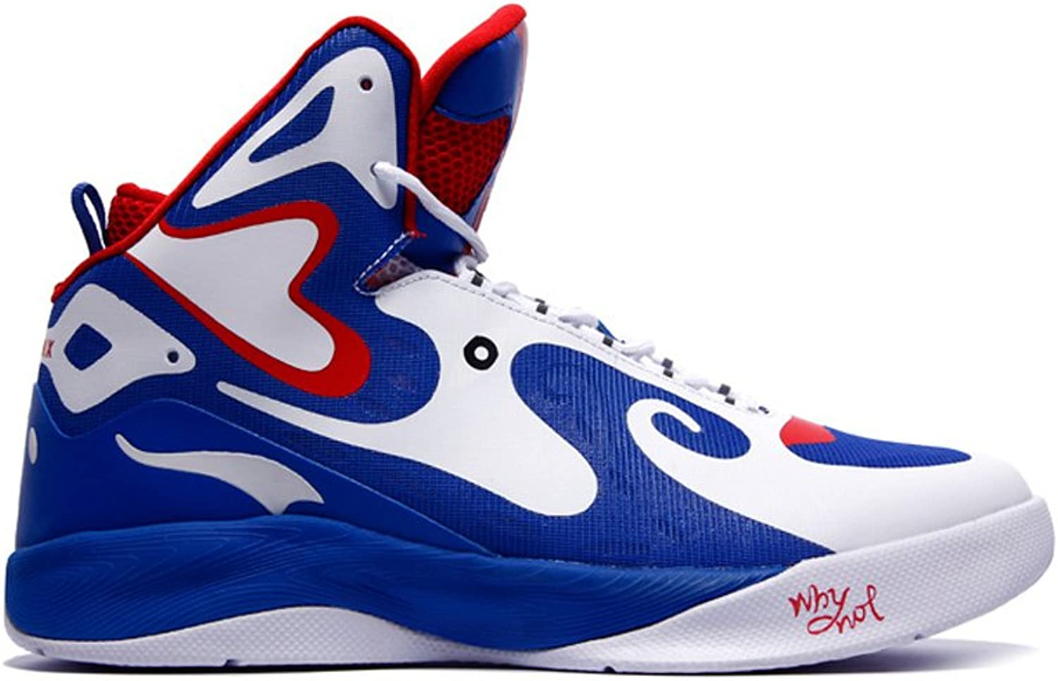 JDshoes Men's bluee Eyes Basketball shoes