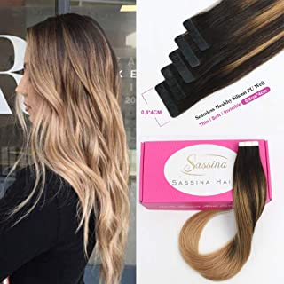 Best ombre hair extensions human hair Reviews