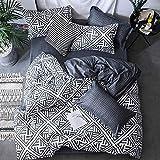NBVCX Home Accessories Bedding Set American Style Bedding Set AU US FR Size Pillowcase & Duvet Cover Set 9 Size No Sheet No Filler 8 US Twin 3pcs
