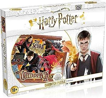 Harry Potter Quidditch 1000-Piece Jigsaw Puzzle