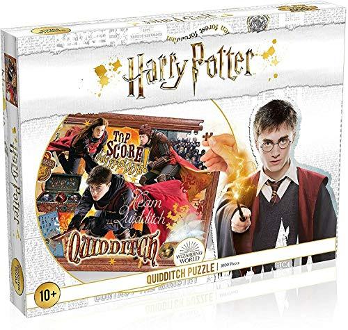 Libro Harry Potter 7 Años  marca Harry Potter Puzzles