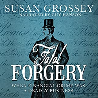 Fatal Forgery cover art