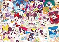 500ピース ジグソーパズル ディズニー ミニーコレクション(35x49cm)