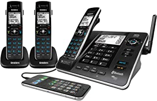 Uniden XDECT 8355+2 - XDECT Digital Technology with Integrated Bluetooth