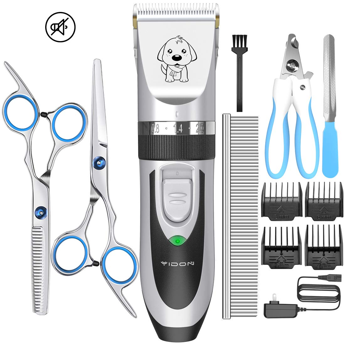 YIDON Clippers Cordless Rechargeable Professional