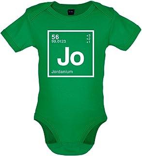 b9f0a3c349168 Jordan - Élément Périodique - Bébé-Body - 7 Couleur - 0-18 mois