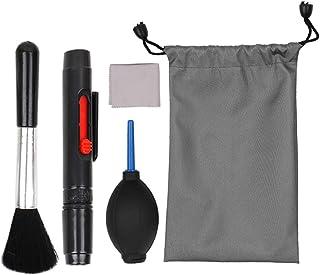 Andoer Kit Básico de Limpieza para Cámaras Réflex Digitales y Accesorios Electrónicos Sensibles Kit de Limpieza Lente/Sensor/Pantalla LCD Limpio