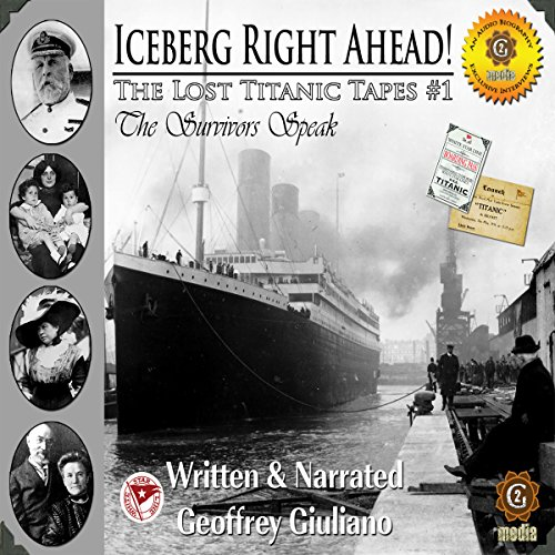 The Lost Titanic Tapes, Part 1 audiobook cover art