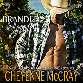 Branded for You audiobook cover art