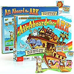 All Aboard Noah's Ark Bible Game