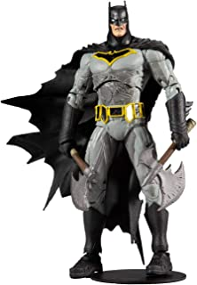 "McFarlane Toys DC Multiverse Batman (Dark Nights: Metal) 7"" Action Figure with Build-A Parts for 'The Merciless' Figure"
