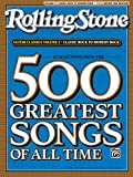 Selections from Rolling Stone Magazine's 500 Greatest Songs of All Time: Guitar Classics Volume 2: Classic...