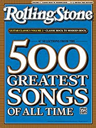 Rolling Stone 67 Selections From The 500 Greatest Songs Of All Time: Classic Rock to Modern Rock, Easy Guitar Tab
