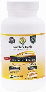 Best ginseng as a supplement Reviews