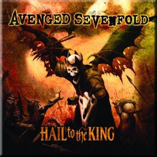 Magnet Metal Avenged Sevenfold