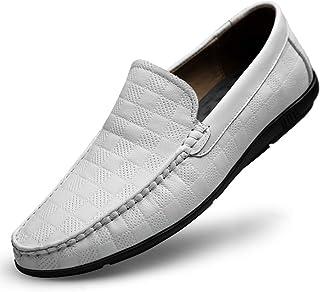 Hommes Casual Mocassins Confortables Bout Rond Conduite Chaussures De Ville Plates Chaussures Résistant À l'usure GlisseHo...
