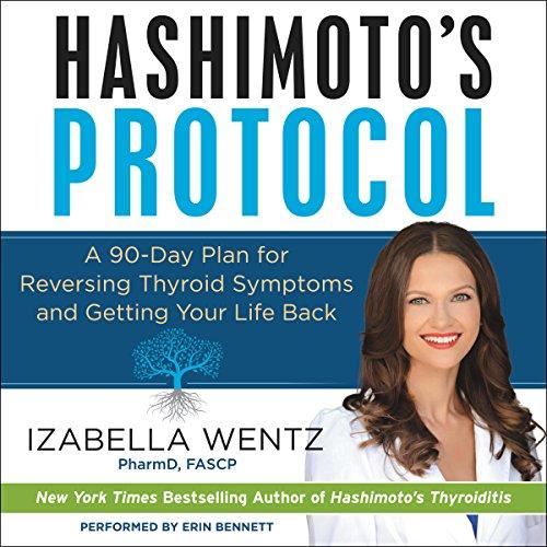 Hashimoto's Protocol audiobook cover art