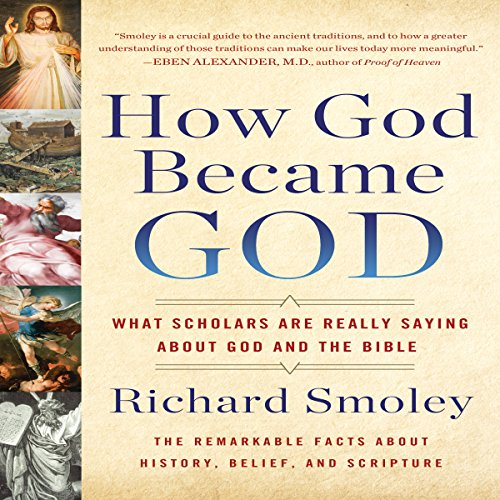 How God Became God audiobook cover art