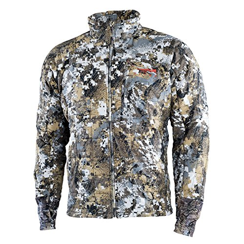 Sitka Men's Celsius Midi Insulated Hunting Jacket, Optifade Elevated II, X-Large