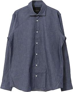 [アーバンリサーチ] ワイシャツ URBAN RESEARCH Tailor インディゴショートポイントシャツ メンズ UT86-13K007