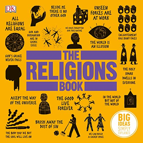 The Religions Book cover art