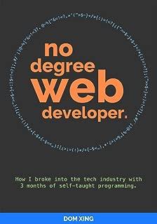 Best web developer no degree Reviews