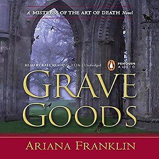 Grave Goods audiobook cover art