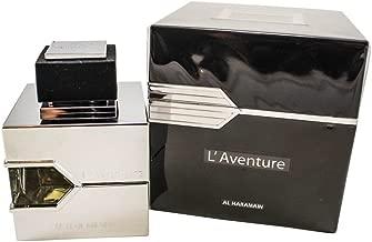Al Haramain L´Aventure Eau De Parfum for Men, 3.33 oz.