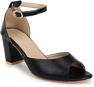 SCENTRA BOSSLADY16 Black Heel