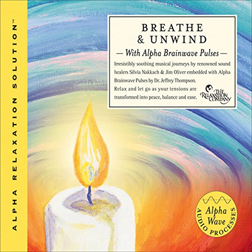Breathe & Unwind audiobook cover art