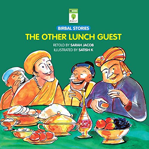 The Other Lunch Guest audiobook cover art