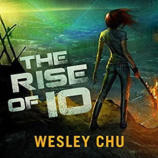 The Rise of Io cover art